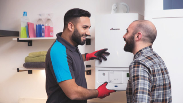New Boilers And Central Heating Systems British Gas